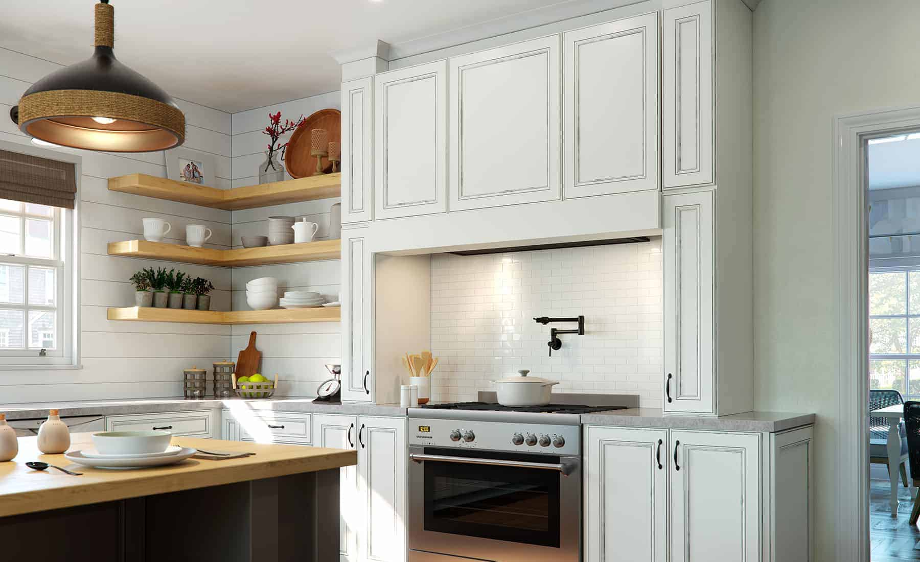 Picture perfect kitchen designs - How to design the perfect kitchen ...
